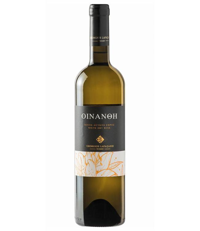 Georgios Lafazanis Winery Oinanthi White