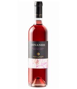 Georgios Lafazanis Winery Oinanthi Rosé 2017