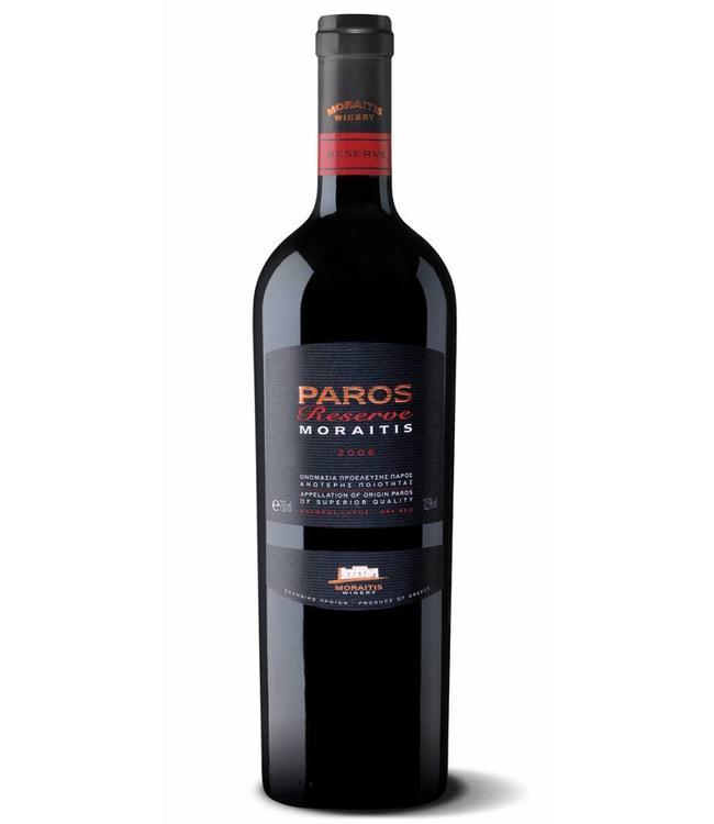 Moraïtis Winery Paros Reserve 2013