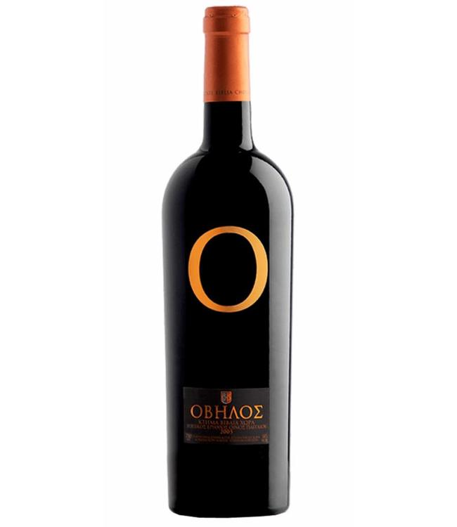 Domaine Biblia Chora Ovilos Red 2009