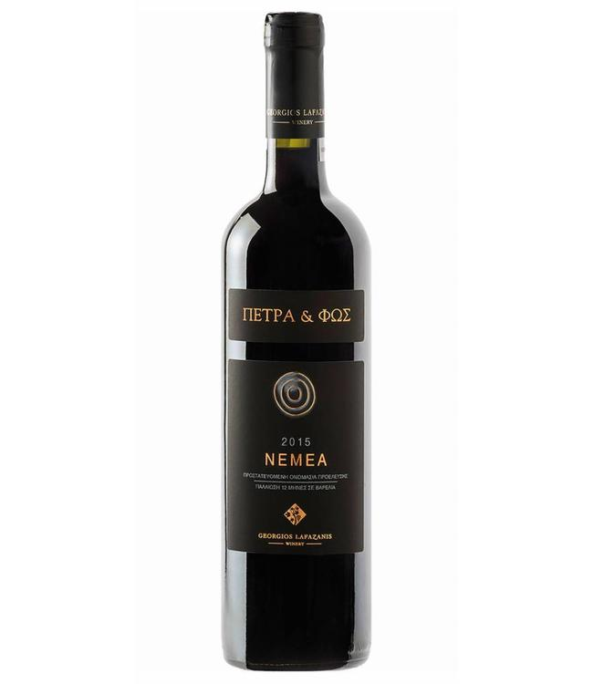 Georgios Lafazanis Winery Petra kai Fos 2015