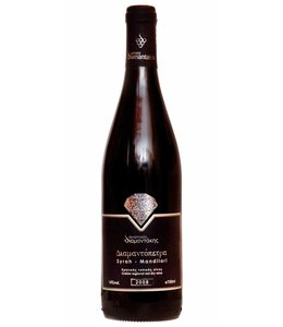 Diamantakis Winery Diamantopetra Red 2012 Magnum