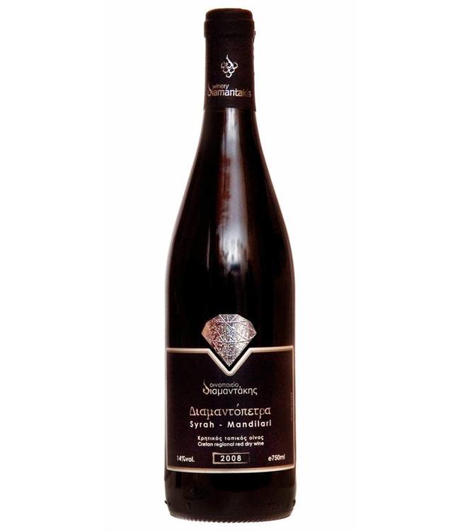 Diamantakis Winery Diamantopetra Red 2012 Magnum