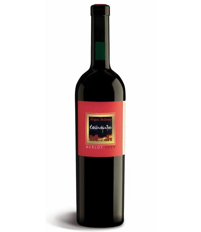 Tselepos Winery Kokkinomylos 2012 Magnum