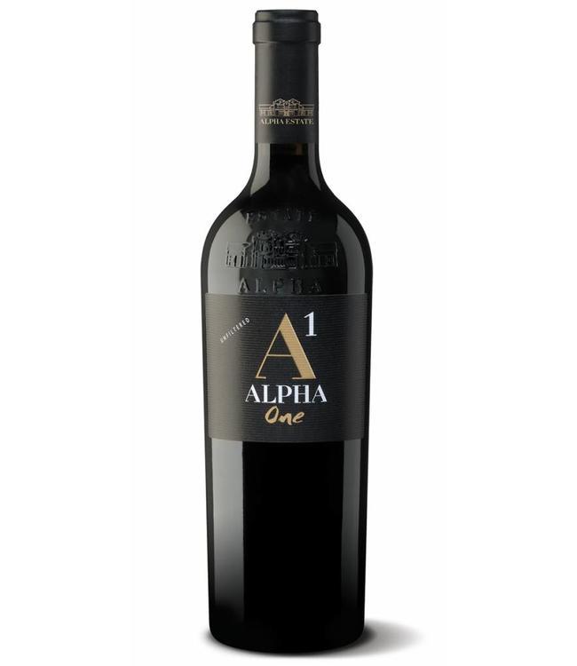 Alpha Estate Alpha One 2010 Unfiltered Magnum