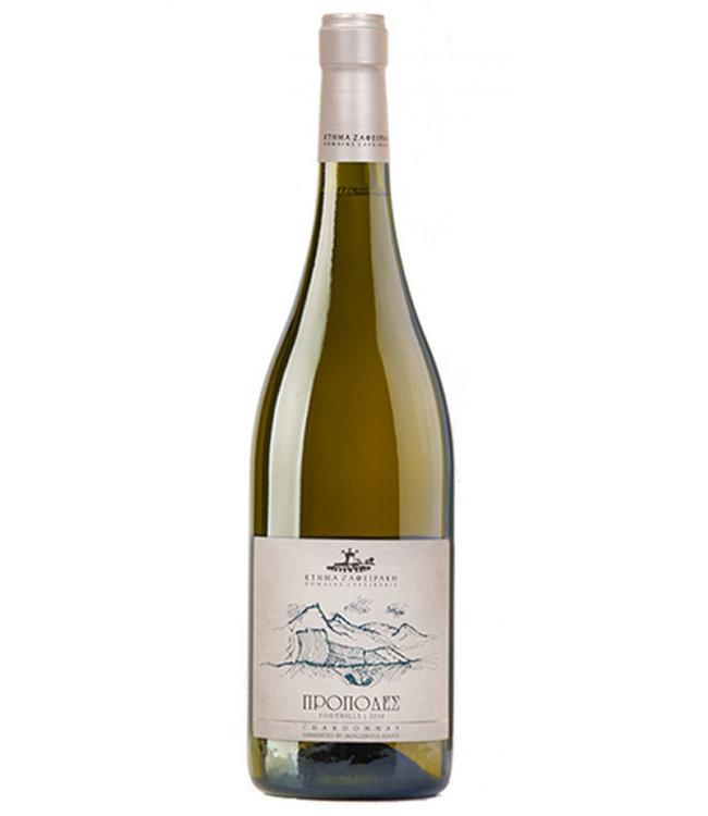 Domaine Zafeirakis Propodes Chardonnay 2016