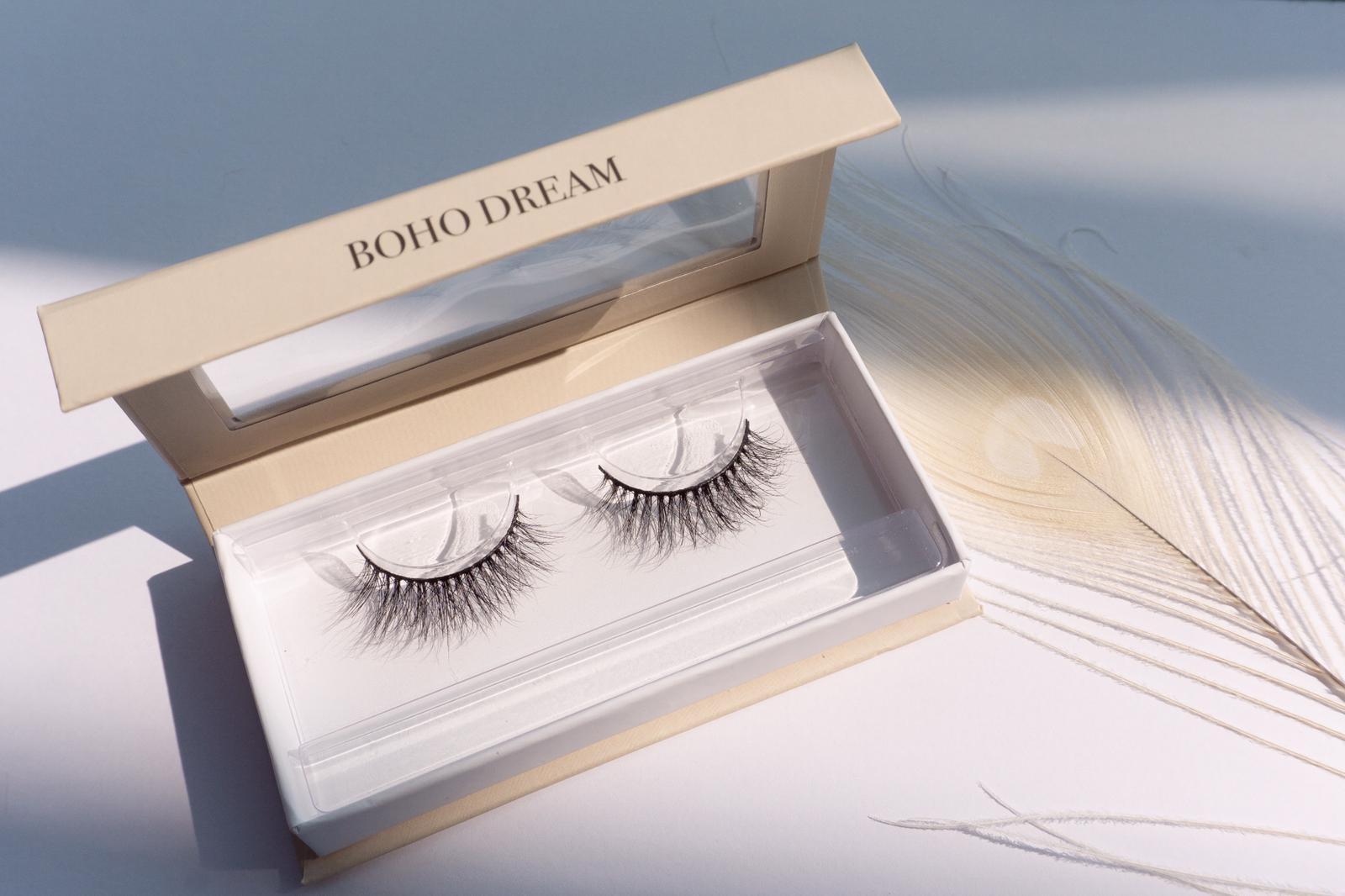 Yonca Yucel Cosmetics 3D MINK LASHES BOHO DREAM