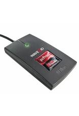 RFIDeas RFIDeas pcProx 82 Series 13.56MHz CSN Black USB Reader