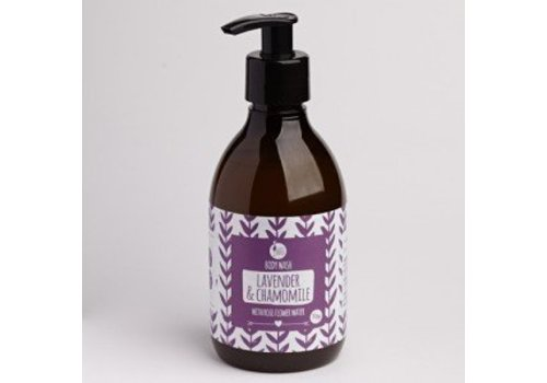Laughing Bird Body Wash - Lavender and Chamomile with Rose Flower Water