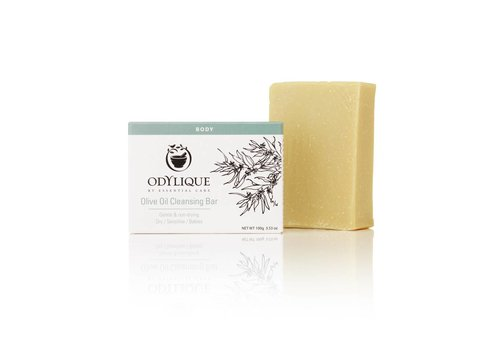 Odylique Organic Olive Oil Cleansing Bar