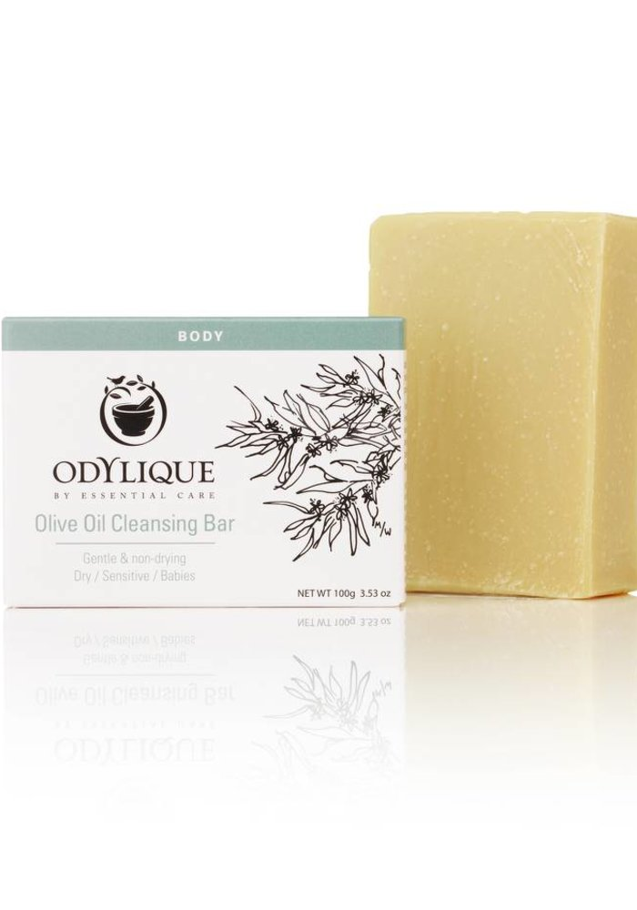Organic Olive Oil Cleansing Bar