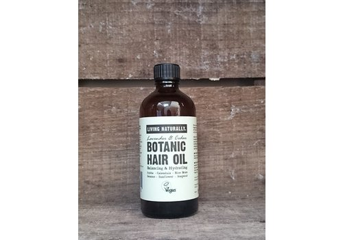 Living Naturally Hair Oil