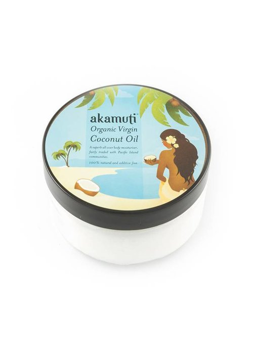 Akamuti Organic Coconut Oil