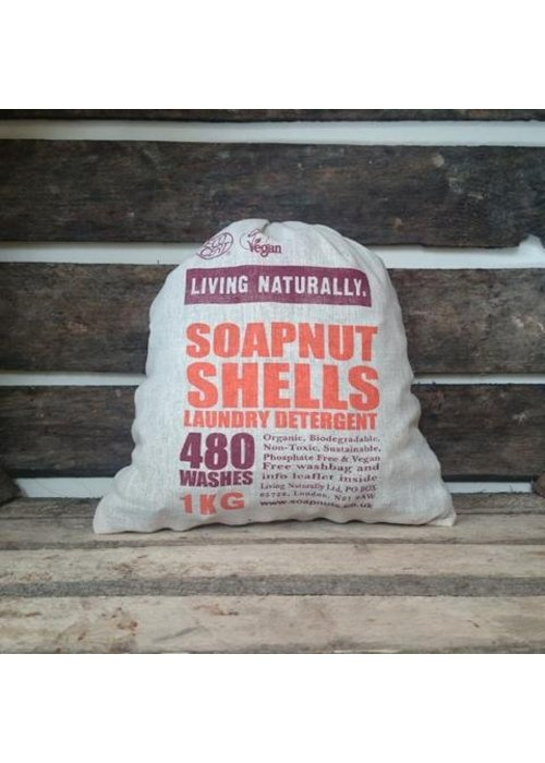 Living Naturally Soapnut Shells