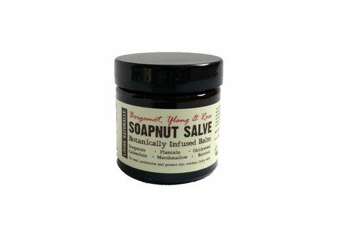 Living Naturally Salve - Bergamot, Ylang Ylang and Rose