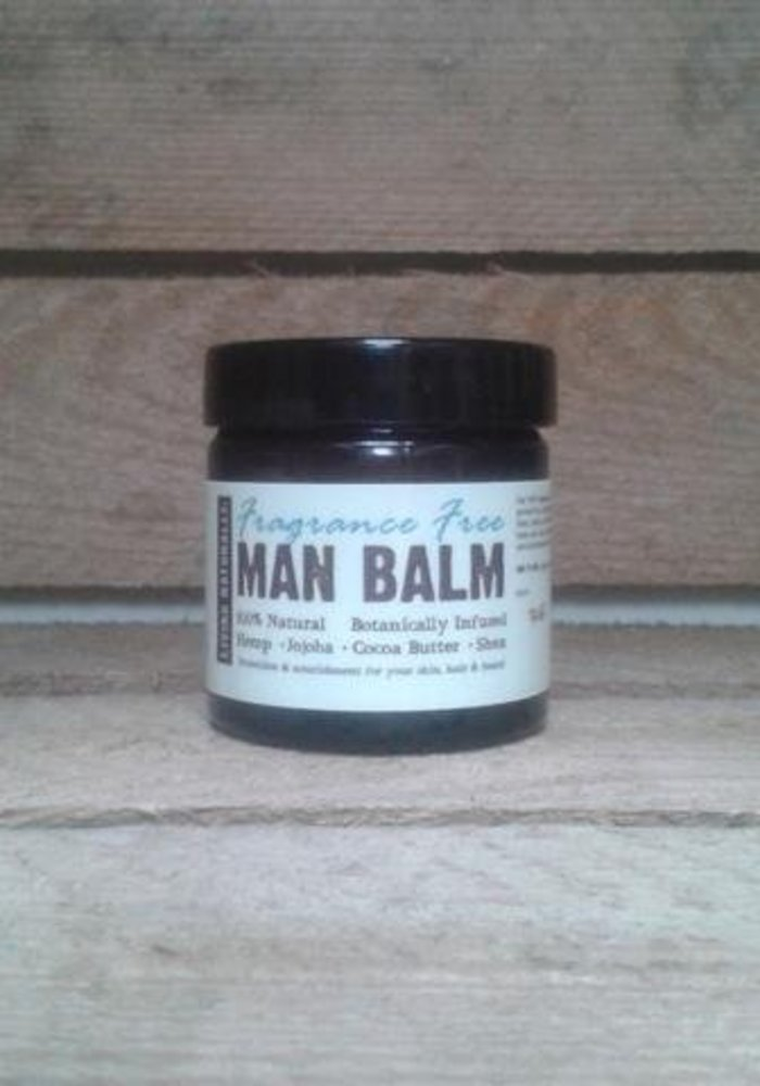 Man Balm - Fragrance Free