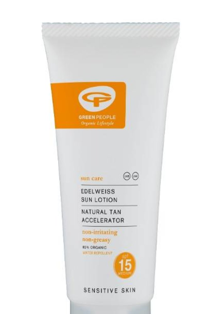 Sun Lotion SPF15 with Tan Accelerator