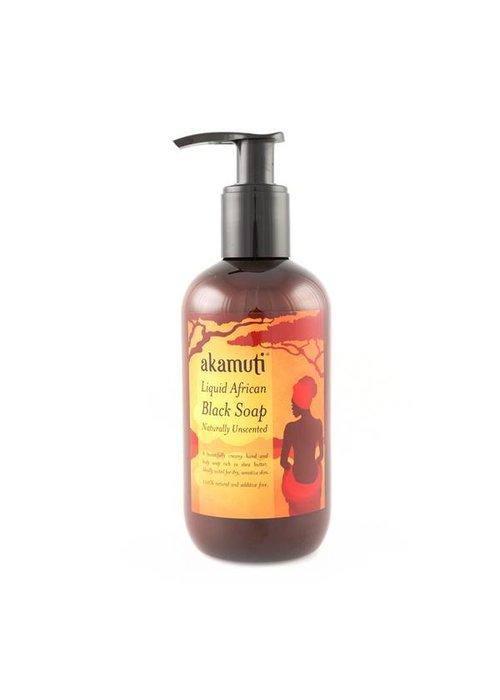 Akamuti Liquid African Black Soap