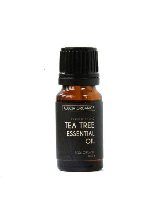 Alucia Organics Essential Oil: Tea Tree : Organic: 10ml
