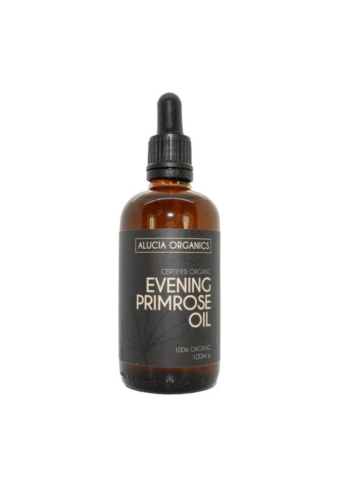 Alucia Organics Organic Evening Primrose Oil