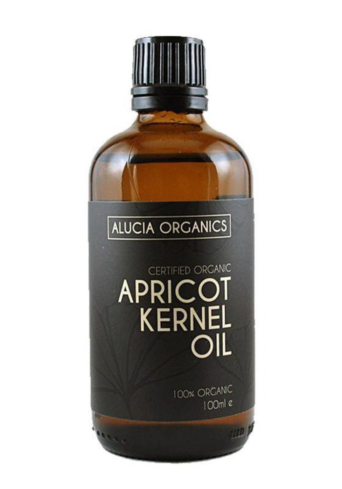 Organic Apricot Kernel Oil