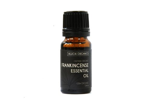 Alucia Organics Essential Oil: Frankincense : Organic: 10ml