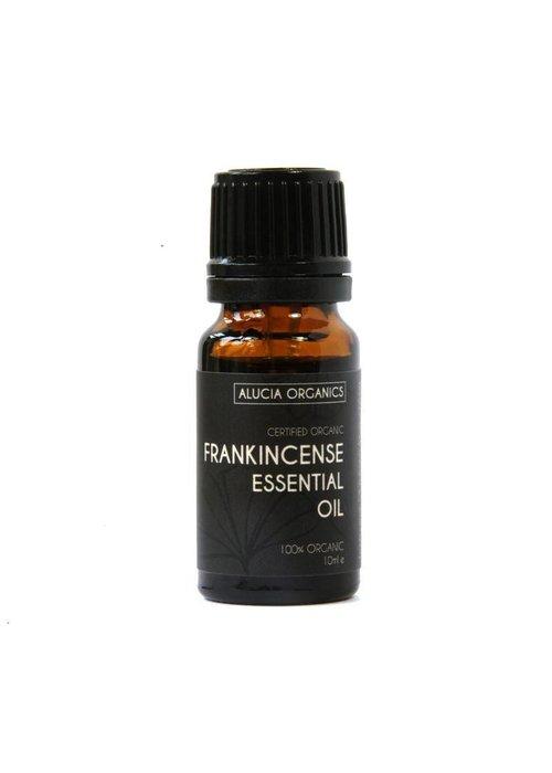 Alucia Organics Essential Oil: Frankincense : Organic: 10ml