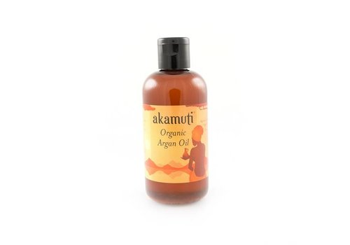 Akamuti Carrier Oil: Organic Argan