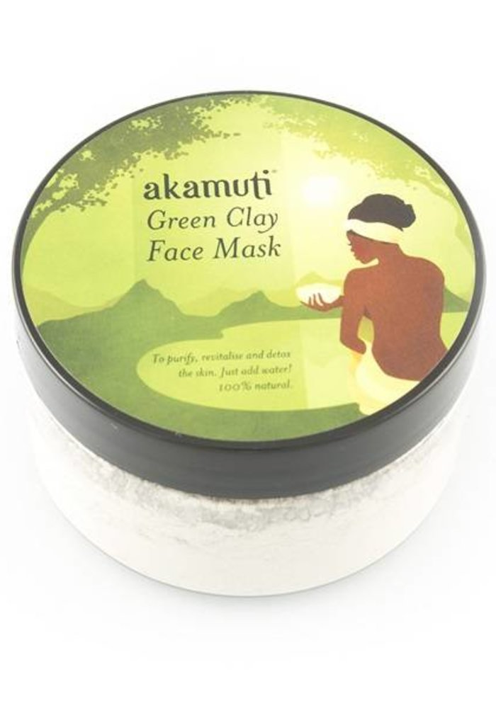 Face Mask: Green Clay