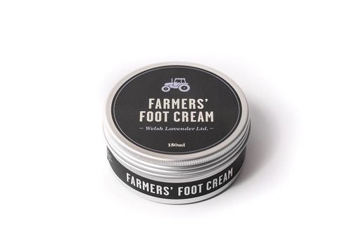 Welsh Lavender Farmers' Foot Cream