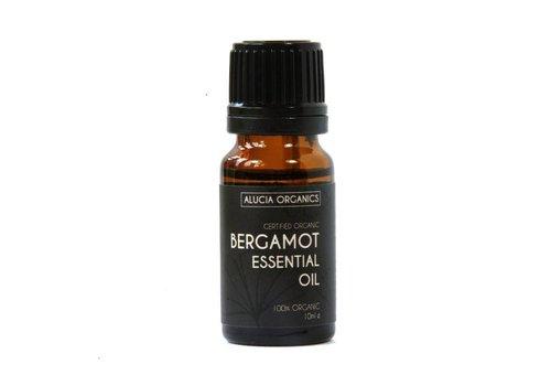 Alucia Organics Essential Oil: Bergamot: Organic: 10ml