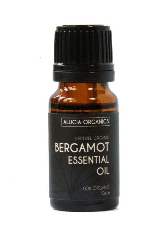 Essential Oil: Bergamot: Organic: 10ml