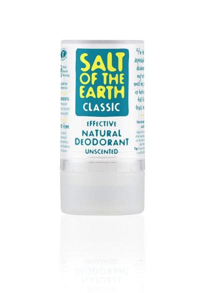 Crystal Rock Deodorant: