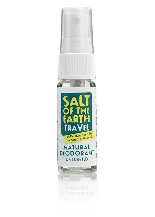 Salt of the Earth Unscented Deodorant Spray