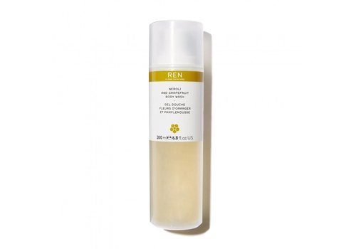 REN Neroli And Grapefruit Body Wash