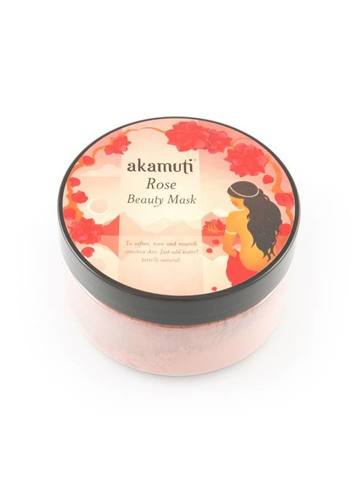 Akamuti Face Mask: Rose 100g