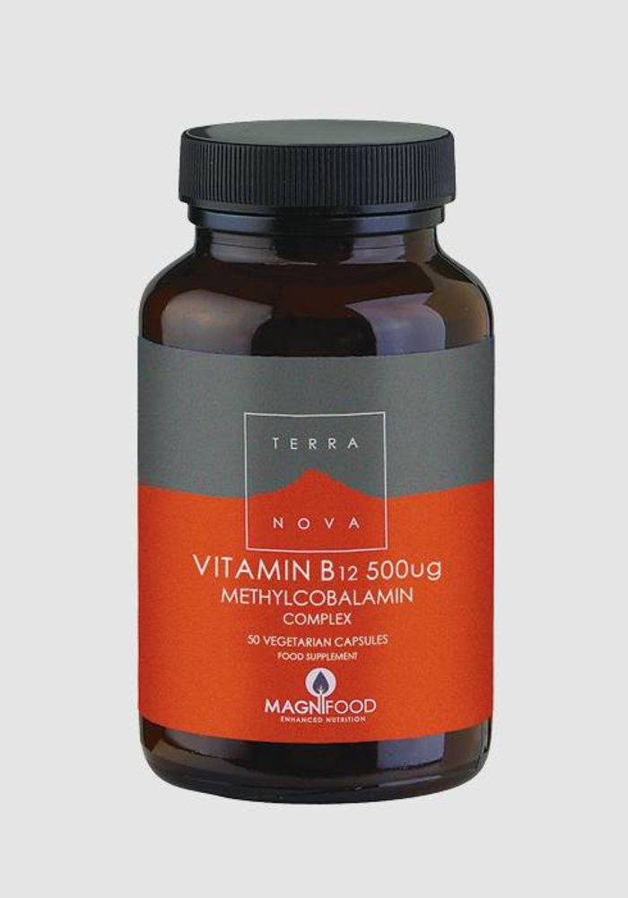 Vitamin B12 500 mcg Complex