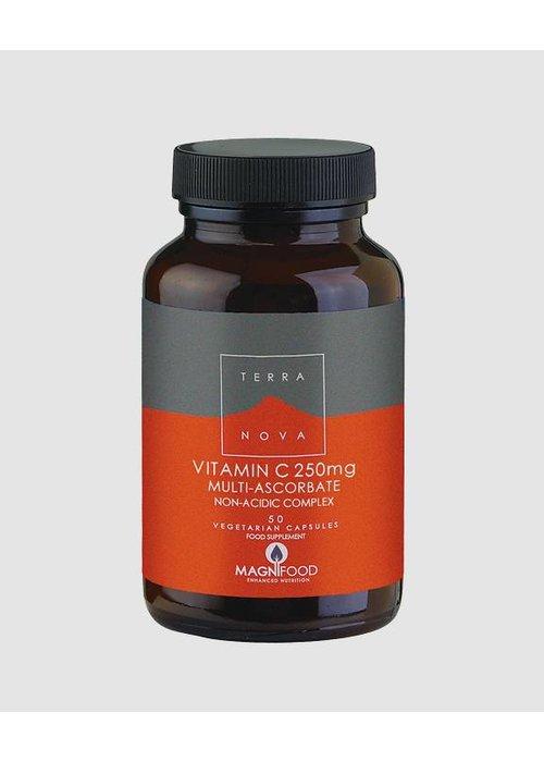 Terranova Vitamin C 250mg Complex