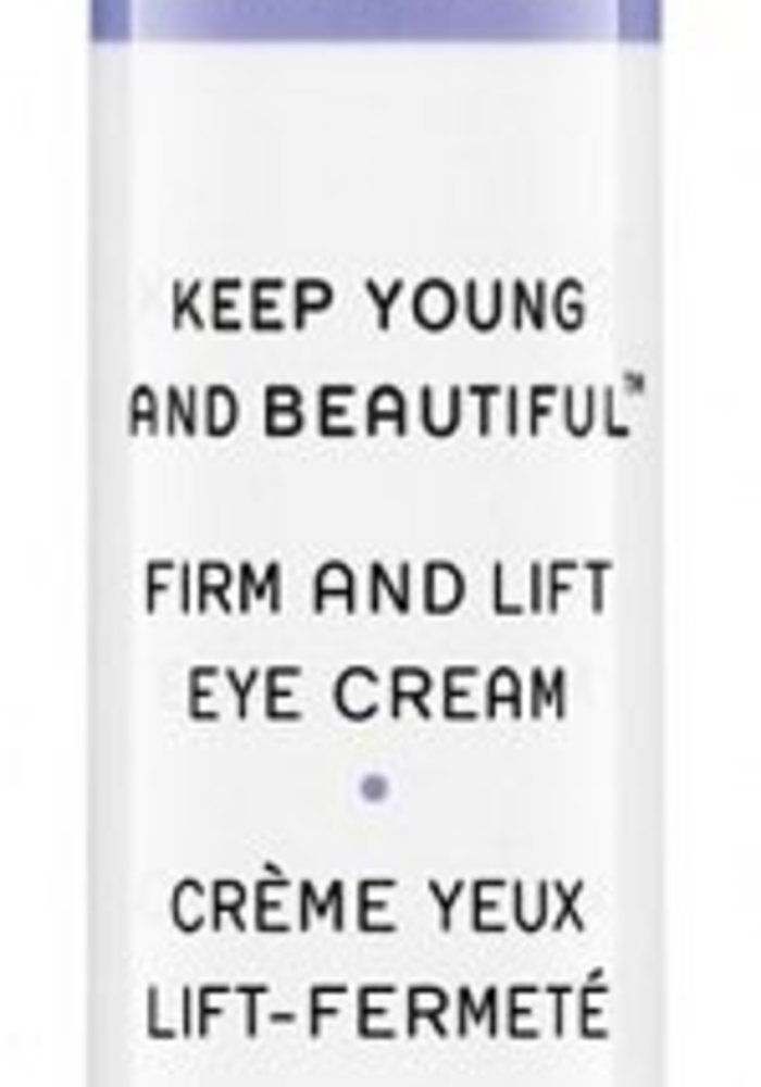 Keep Young And Beautiful Eye Cream