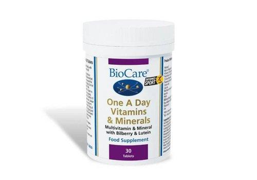 BioCare One A Day Multi Vitamin and Minerals