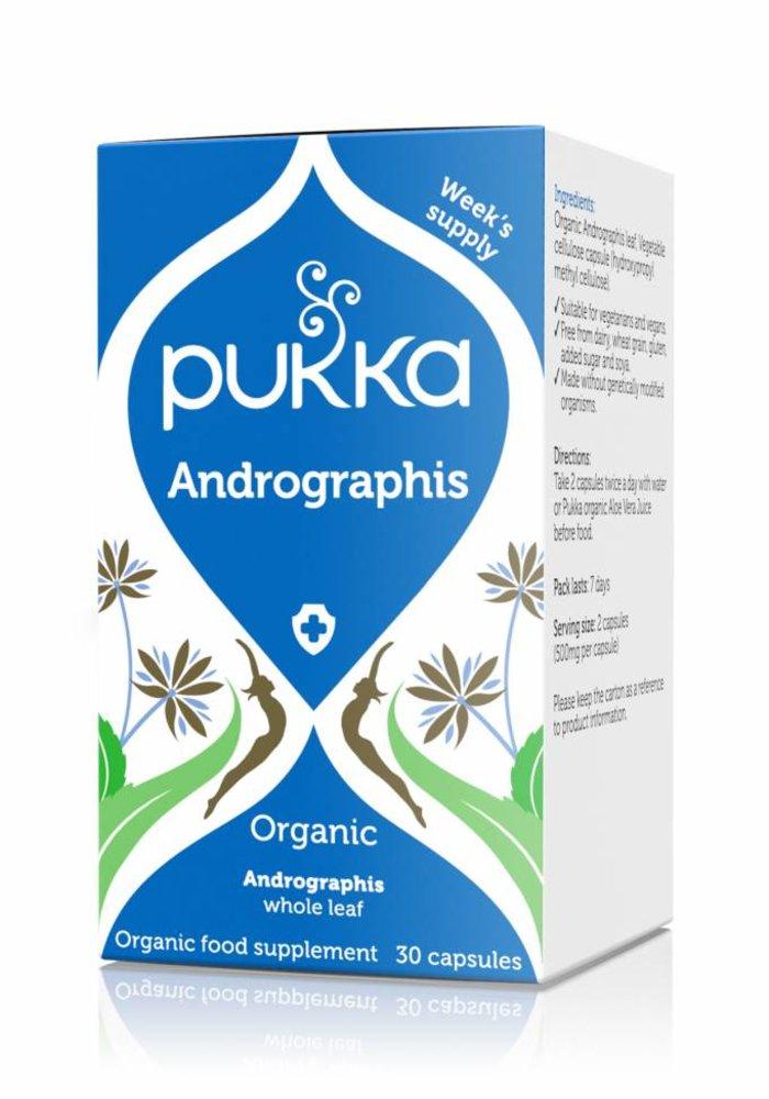 Andrographis, Organic