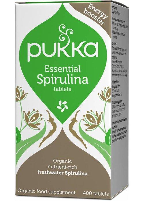 Pukka Essential Spirulina, Organic