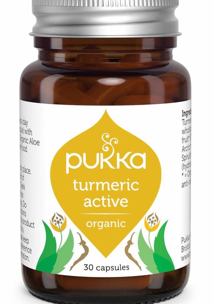 Turmeric Active, Organic