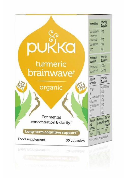Pukka Turmeric Brainwave,  Organic