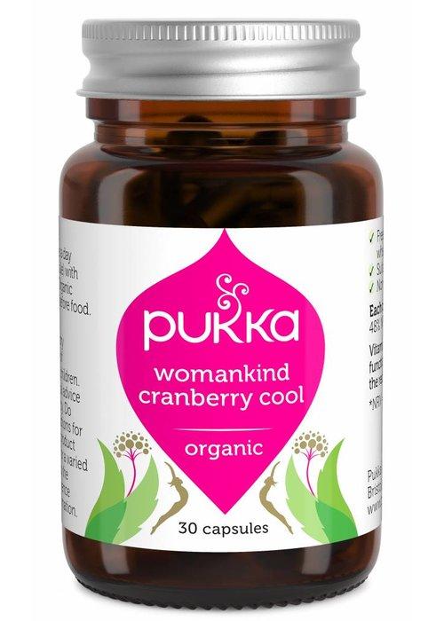 Pukka Womankind Cranberry Cool, Organic