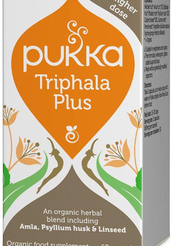 Triphala Plus, Organic