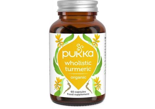 Pukka Wholistic Turmeric, Organic