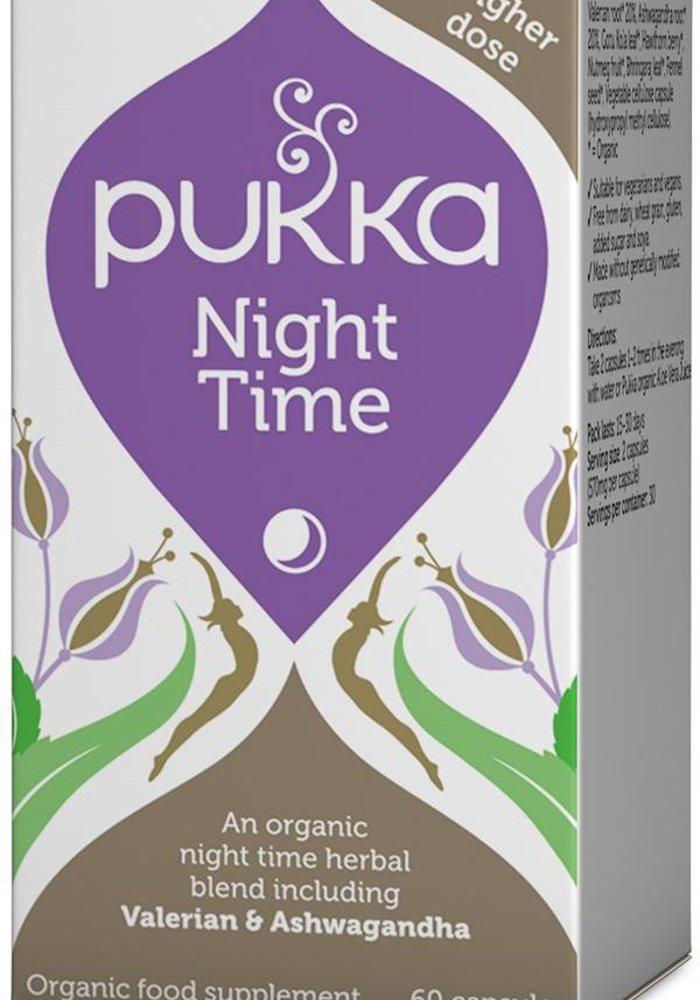 Night Time, Organic