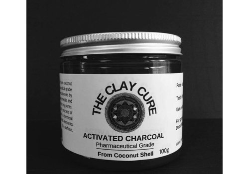 The Clay Cure Activated Charcoal