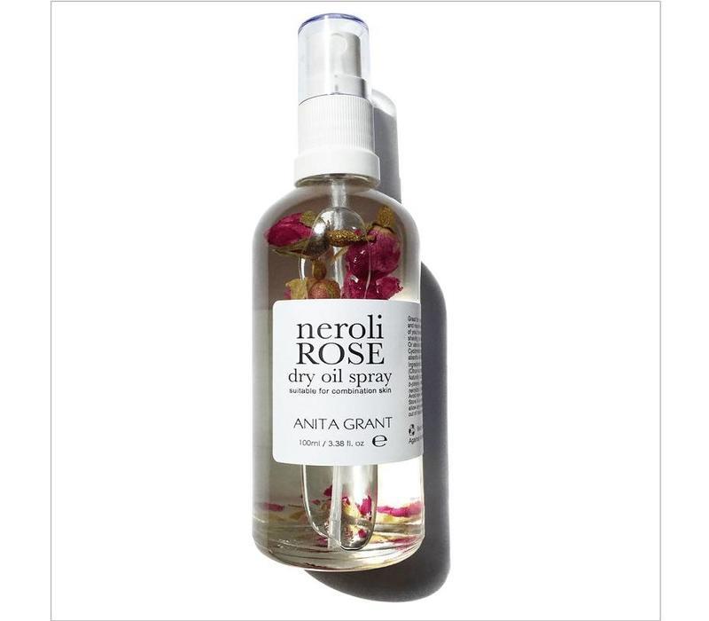 Neroli Dry Oil Spray